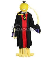 Yugioh Halloween Costumes Assassination Classroom Korosensei Cosplay Costume Changed