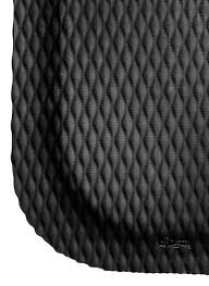 Rubber Floor Mats For Kitchen Andersen 422 Nitrile Rubber Hog Heaven Anti Fatigue Mat With Black