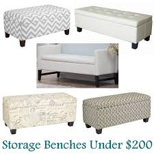 studio 7 interior design the friday five storage benches