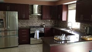 dark cabinets small kitchen ideas exitallergy com