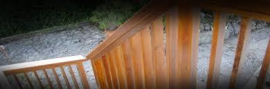 terrasse suspendue en bois pose menuiserie bois parquet et dressing près de chambéry en savoie