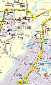 Map Of Sri Lanka Map Anuradhapura North Central Province Sri Lanka Maps And