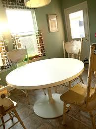 furniture saarinen dining table ikea round extendable table