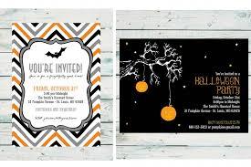 halloween party invitation u2013 gangcraft net