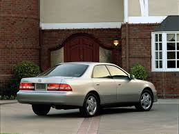 lexus es 2003 lexus es 300 drivers get the most tickets survey finds