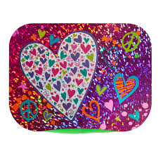 Portable Lap Desk Kids by Three Cheers For Girls I U0027m All Heart Portable Lap Desk Work