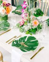 tropical themed wedding island time 33 tropical wedding ideas we martha stewart