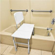 Carex Universal Bath Bench With Back Bathtub Bench Guide The Basics Homeability Com