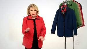 Womens Barn Coats Joan Rivers Quilted Barn Jacket With Corduroy Detail Page 1