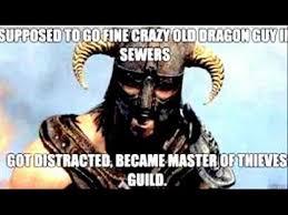 Meme Skyrim - skyrim memes youtube