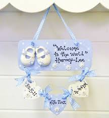 baby plaques boy s shoes personalised hearts plaque