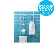 Argos Bathroom Accesories Argos Chrome Bathroom Accessories U0026 Fittings Ebay