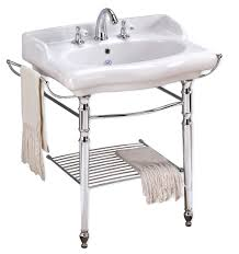 pedestal sink with legs sink pedestal sink with legs two console metal surprising photos
