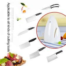 fraiser en cuisine requin bouche forme rapide et rapide couteau aiguiseur ménages
