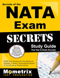 secrets of the nata boc exam study guide nata boc test review for