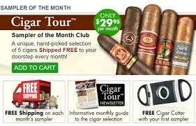 sausage of the month club thompson cigar sler of the month club cigar club reviews