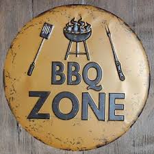 signs and decor bbq metal signs ebay