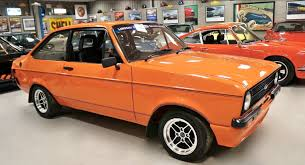 ford escort rs2000 1980 border reiversborder reivers