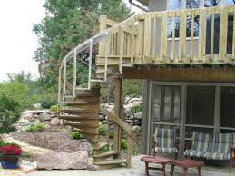 Wooden Stairs Design Outdoor Stair Garland Outdoor Wood Stair Design Ideas Outdoor