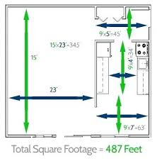 total square footage calculator how to calculate square footage cost for carpet feet pricing