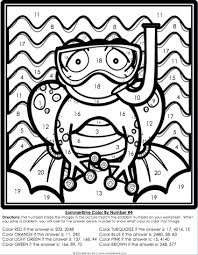 math facts coloring pages christmas coloring pages with math