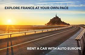 renting a car and driving in france official website for tourism
