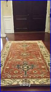 Pottery Barn Rugs 9x12 Pottery Barn Channing Style 9x12 Wool Rug