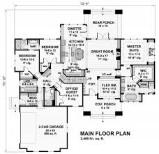 House Builder Plans House Plan Featured House Plan Pbh 9716 Professional Builder