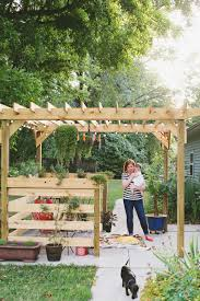 Plants For Pergola by Build Your Own Pergola Part Three U2013 Plants And Styling U2013 A