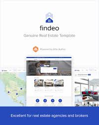 findeo real estate html template by vasterad themeforest