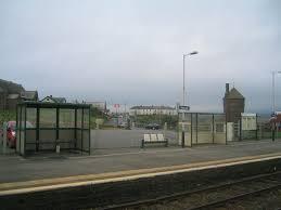 Seascale railway station