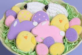 Amanda s Parties To Go Decorated Easter Cookies