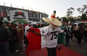 raiders thanksgiving game nfl u0027s return to mexico leaves fans wanting more wsj