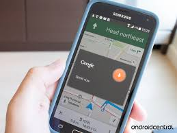 How To Map A Route On Google Maps by Google Maps Adds In Navigation Voice Control Elevation Info For
