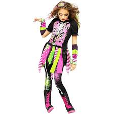 amazon com neon zombie kids costume toys u0026 games