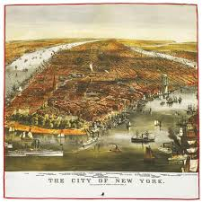 New York Pocket Map by City Maps Of The Us Rampley And Co