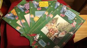 the christmas treasure chest five books by brierley jane tormont