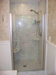 small shower bathroom bathroomshower stall tile design leather