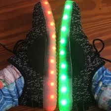 rainbow light up shoes women s rainbow light up shoes on poshmark