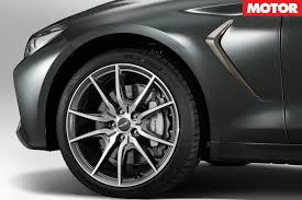 new 2018 genesis g70 launched motor