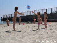 russian nudist family  ... nude beach video secrets of beach ...
