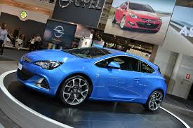 opel blue opel cars news astra opc launched from 42 990