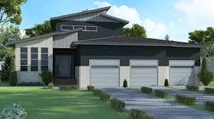 bi level scarlett built homes red deer