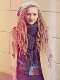 Different Hairstyles For Long Hair Top 25 Best One Dreadlock Ideas On Pinterest One Dreadlock In
