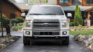Ford Diesel Hybrid Truck - ford unveils luxurious 2016 f 150 limited for 70 000 autoweek