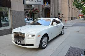 roll royce ghost white 2010 rolls royce ghost stock gc1217 for sale near chicago il