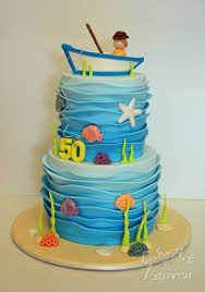 fish birthday cakes fishing birthday cake cake by cakesdecor