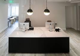 Reception Desk Miami Chariff Realty Miami Offices Lyle Chariff