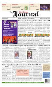 10 21 2015 king george va journal by journalpressinc issuu