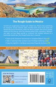 Progreso Mexico Map by The Rough Guide To Mexico Rough Guides Rough Guides